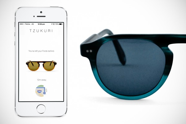 Tzukuri glasses with app