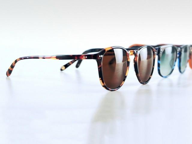 Tzukuri sunglasses