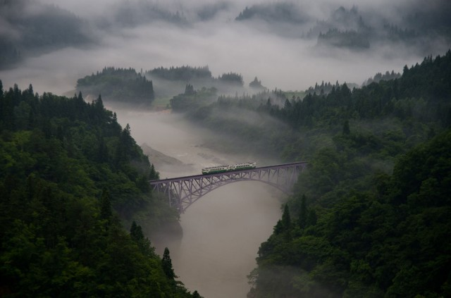 Mishima, Fukushima Prefecture-Stunning Photographs From National Geographic Photo Contest 2014-4