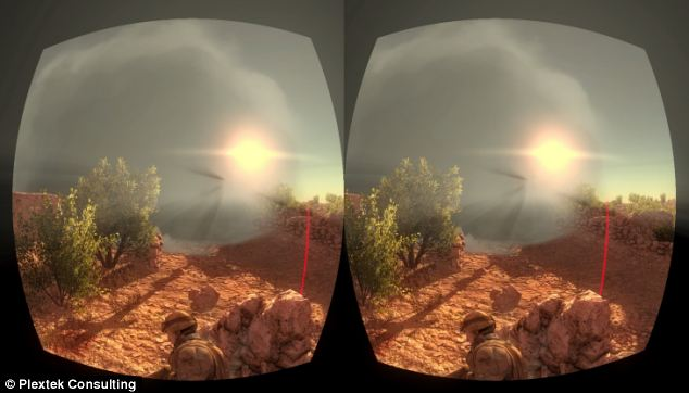 360 degrees oculus rift