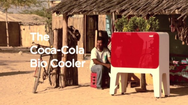 Bio Cooler: Coca-Cola Invents A Refrigerator That Works Without Electricity-1