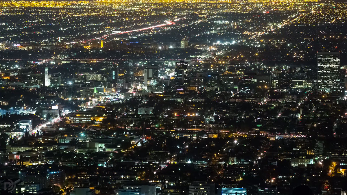 Browse The Heights Of Los Angeles Through This Sublime Video-