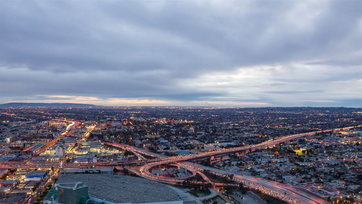 Browse The Heights Of Los Angeles Through This Sublime Video-3