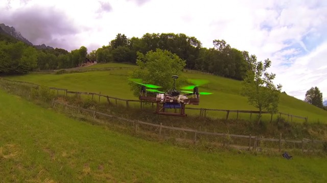 Chocolate Copter: A Geek Makes A Real Drone From Chocolate-4