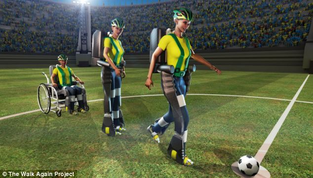 FIFA 2014 opening ceremony