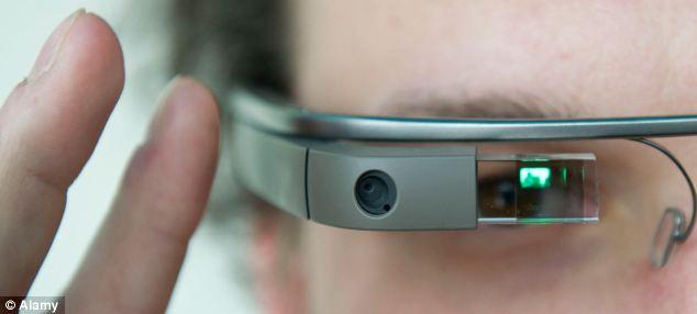 Google Glass-
