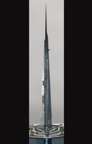 KSA to build tallest building