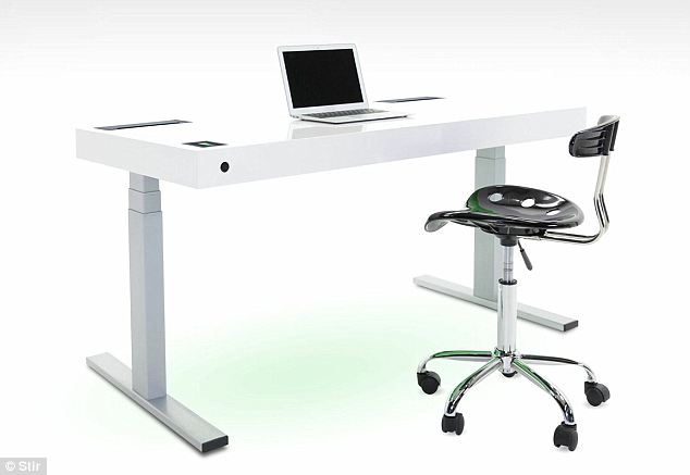 kinect desk