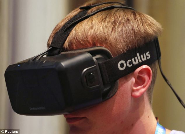 Oculus rift to help medical staff