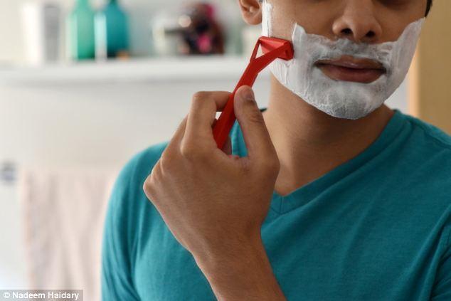 Paper cut razors