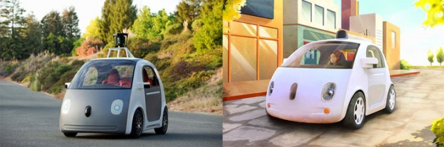 People Experience Google Car Without Steering Wheel For The First Time-5