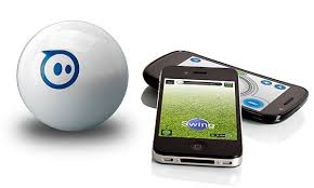 Robotic ball to be controlled by app