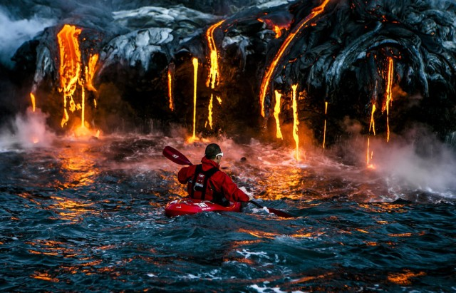 Kilauea Volcano, Hawaii-12 Stunning Photographs From National Geographic Photo Contest 2014-