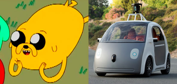 10 Things The New Google Driverless Car May Look Like-5
