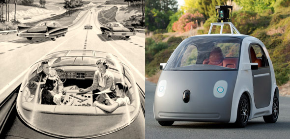 10 Things The New Google Driverless Car May Look Like 7