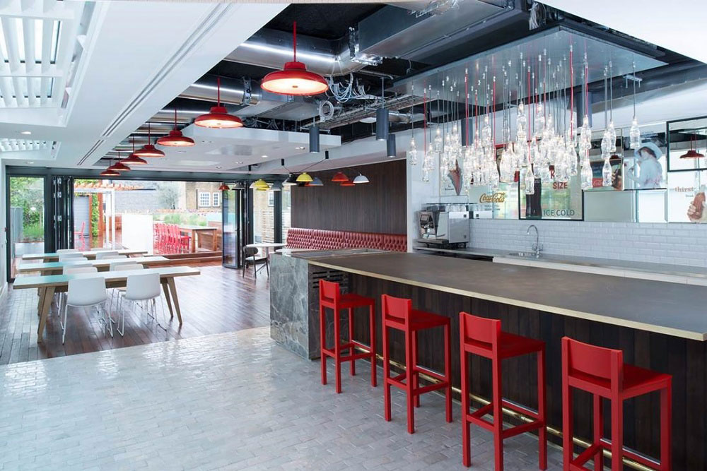 Visit The New Sparkling Coca-Cola Offices In London-3