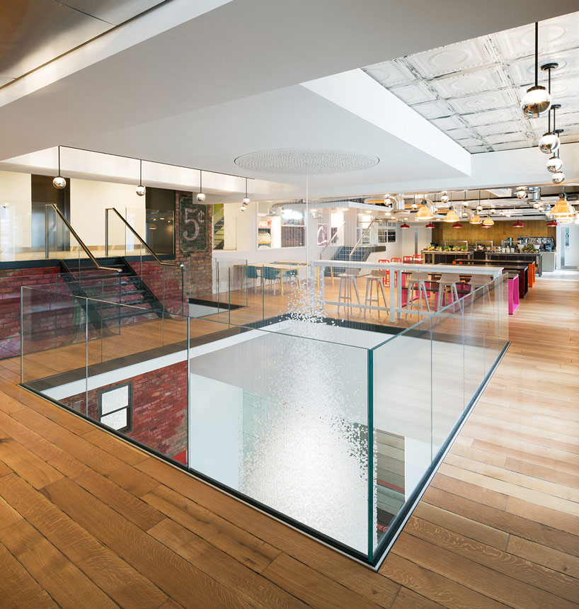 Visit The New Sparkling Coca-Cola Offices In London-5