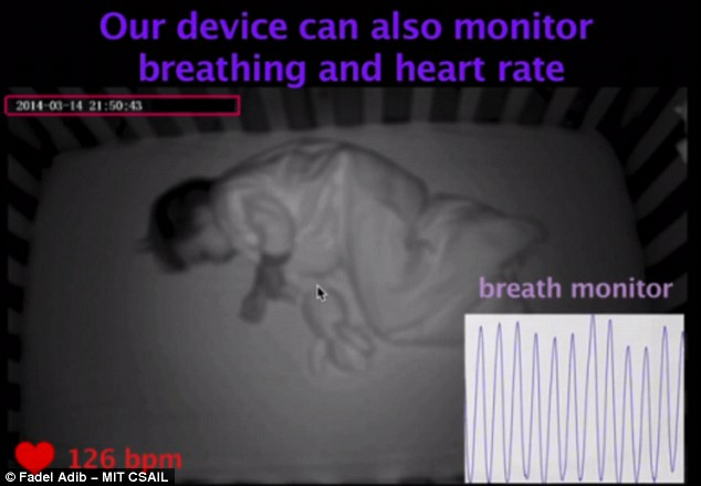 monitor heartbeat wirelessly