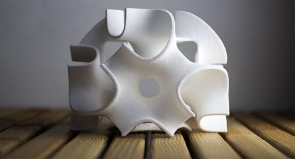 3D printed sugars