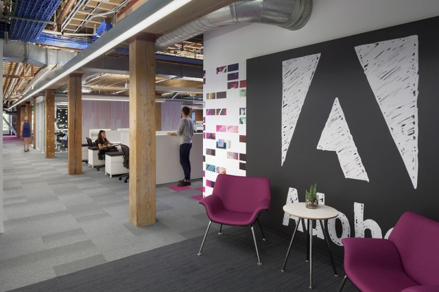 Discover Adobe's New Elegant Offices In San Francisco-2