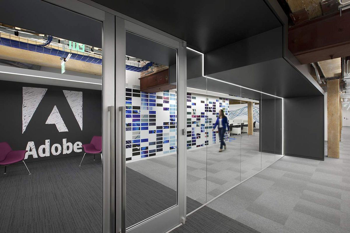 Discover Adobe's New Elegant Offices In San Francisco-3