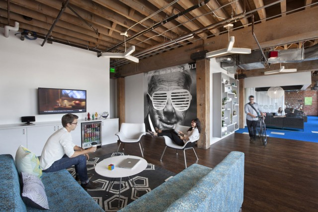 Discover Adobe's New Elegant Offices In San Francisco-5