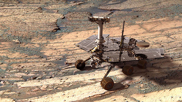 Opportunity Breaks The World Record Of Travelling The Longest Extraterrestrial Distance-