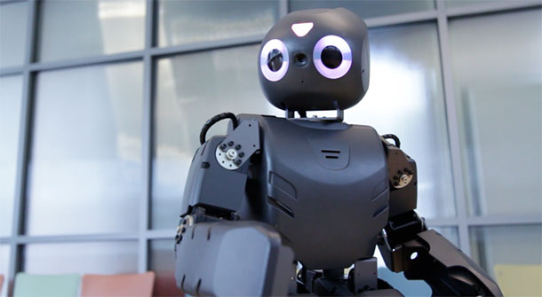 Therapy Robots: Children With Mental Disorders Play Angry Birds-1