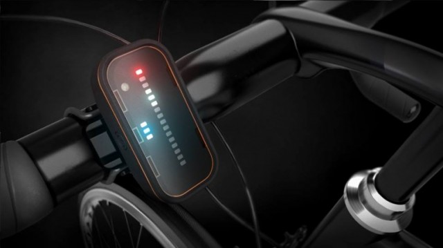 Backtracker: A Radar Based Gadget To Warn The Cyclists