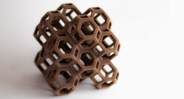 exciting shapes of 3D printed sugar cubes