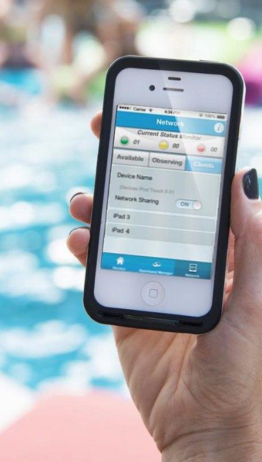 iswimband app