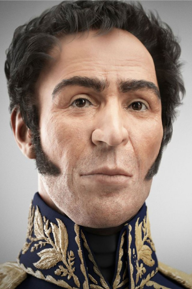10 Amazingly Life Like Computer Generated 3D Portraits OF Famous Characters-4