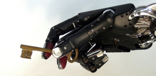 Dexterous Hand: An Ultrasensitive New Robotic Hand With A Sense Of Touch-3