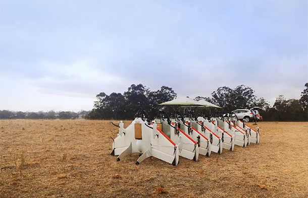 Google Wing: Google Tests Its Drone Delivery Project In Australia-