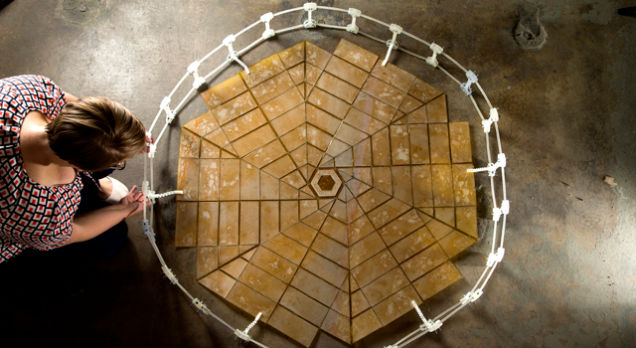 NASA Experimenting With Origami Inspired Foldable Solar Panels For Satellites-