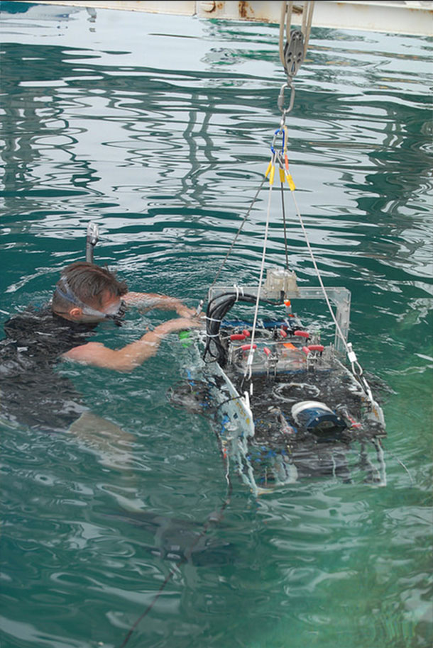 Robosub 2014: The Amazing Competiton Of Submarine Drones-2
