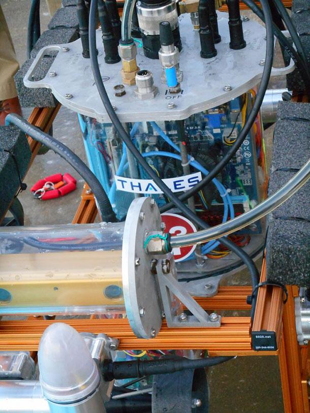 Robosub 2014: The Amazing Competiton Of Submarine Drones-4
