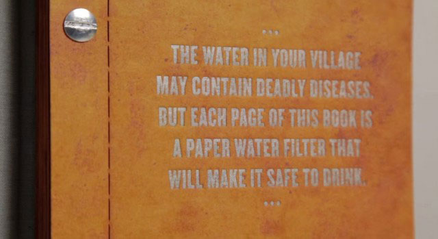 The Drinkable Book by Water Is Life Can Save Million Of Lives By Cleaning The Dirty Water-5