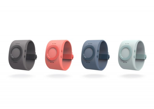 Tinitell: This Connected Bracelet Lets You Always Stay In Touch with your child -1