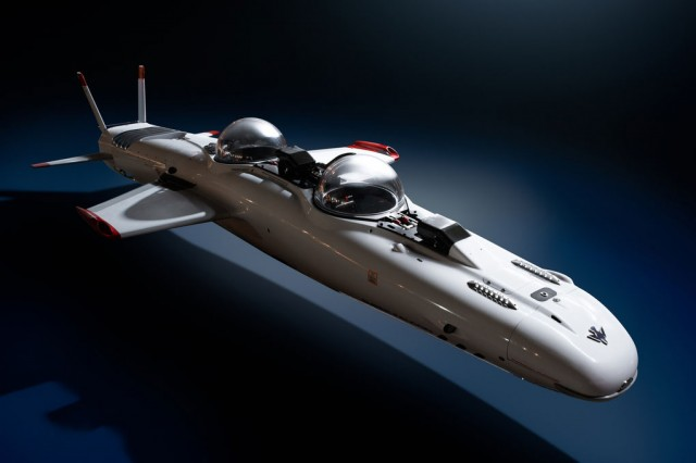 A Trendy Submarine Designed By A Former Enemy Of James Bond-2