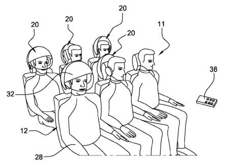 Airbus Envisions A Virtual Reality Helmet For Its Passengers-