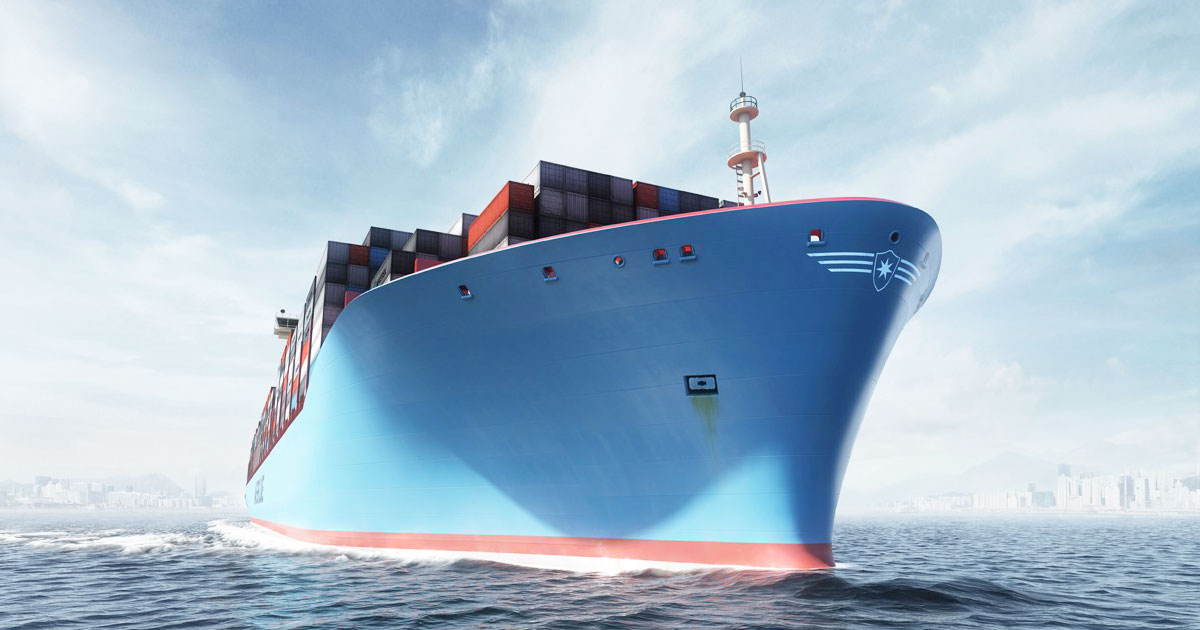 Daewoo's To Launch World's Biggest Cargo Ship Which is 70 Meters High-3