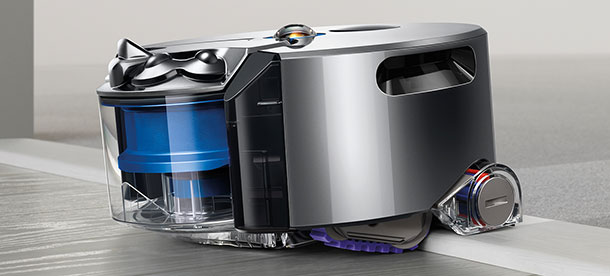 Eye 360: Dyson First High-End Autonomous Robot Vacuum Cleaner-