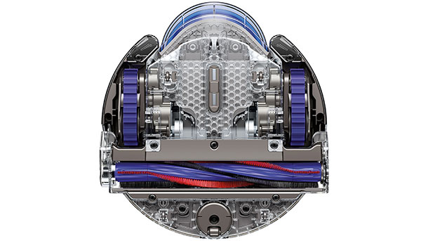 Eye 360: Dyson First High-End Autonomous Robot Vacuum Cleaner-1