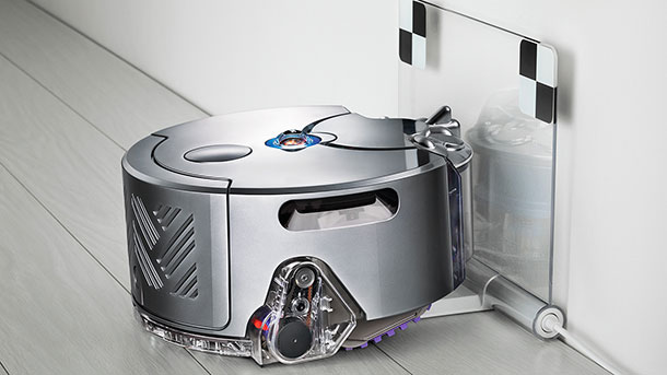 Eye 360: Dyson First High-End Autonomous Robot Vacuum Cleaner-3