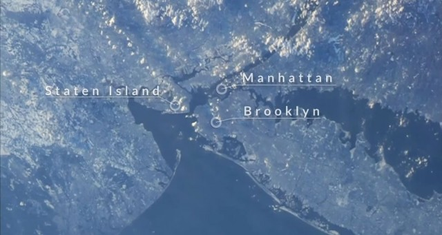 Cities Of The World From Eyes OF The ISS Astronauts-4