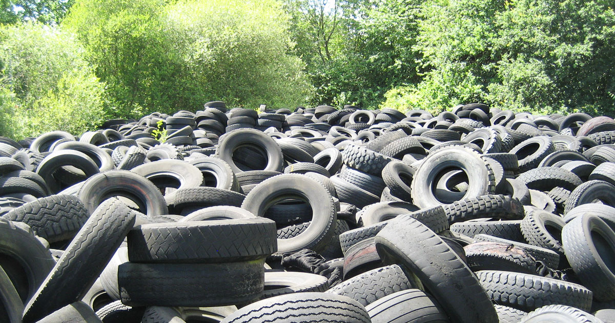 Scientists Have Found A Way To Recycle Tires Into Batteries-2