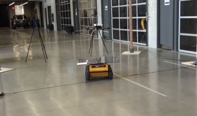 Scientists Successfully Land A UAV On A Moving Vehicle-