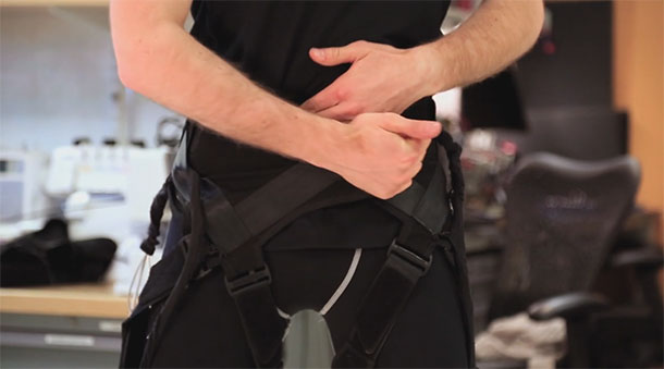 Soft Exosuit: DARPA To Develop A Light Weight Fabric Exoskeleton-
