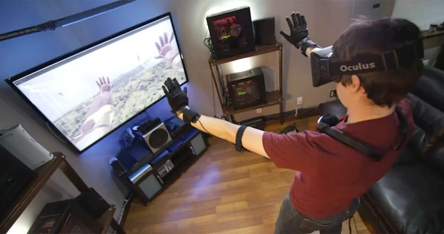 World's First Virtual Touch Technology Lets You Maniplulate Virtual Objects-